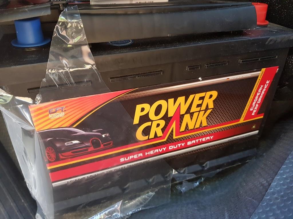 Power Crank Batteries | car repair | 110 Frederick St, Ashfield NSW 2131, Australia | 0297986155 OR +61 2 9798 6155