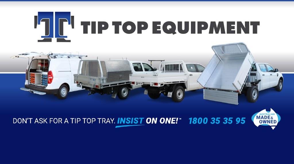 Tip Top Equipment | Ute & Truck Trays | Van Fitout & Accessories | store | 6 Marina Cl, Mount Kuring-Gai NSW 2080, Australia | 0294728700 OR +61 2 9472 8700
