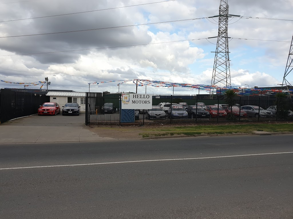 HELLO MOTORS | car dealer | 54 Westwood Dr, Ravenhall VIC 3023, Australia | 0383617221 OR +61 3 8361 7221