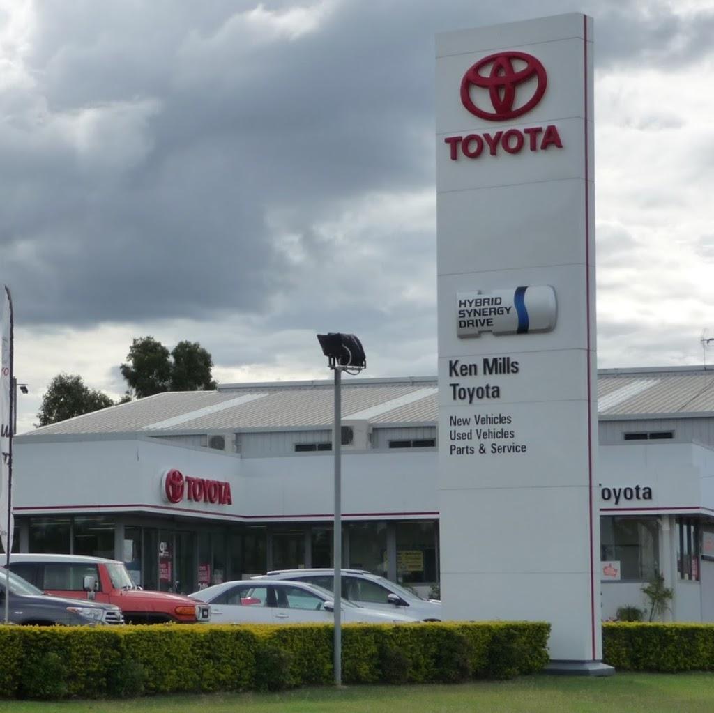 Ken Mills Toyota >> Ken Mills Toyota Car Dealer 12 Strathdee St Mundubbera