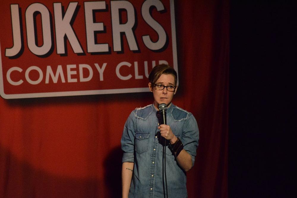 Jokers Comedy Club | night club | 20 New Town Rd, New Town TAS 7008, Australia | 0427726123 OR +61 427 726 123
