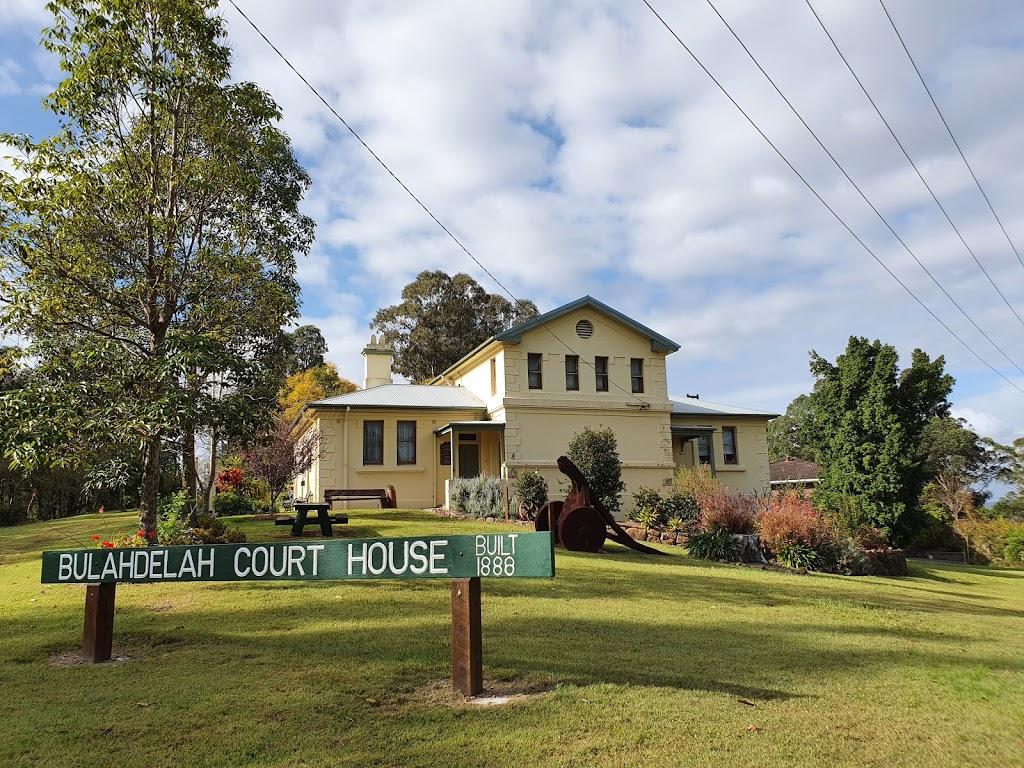 Bulahdelah court house | museum | 2 Ann St, Bulahdelah NSW 2423, Australia