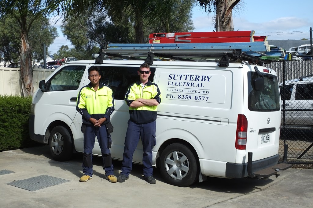 Sutterby Electrical   electrician   237 South Terrace, Wingfield SA 5013, Australia   0883590577 OR +61 8 8359 0577