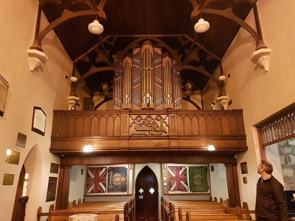 St. Johns Anglican Church | church | 45 Constitution Ave, Reid ACT 2612, Australia | 0262488399 OR +61 2 6248 8399