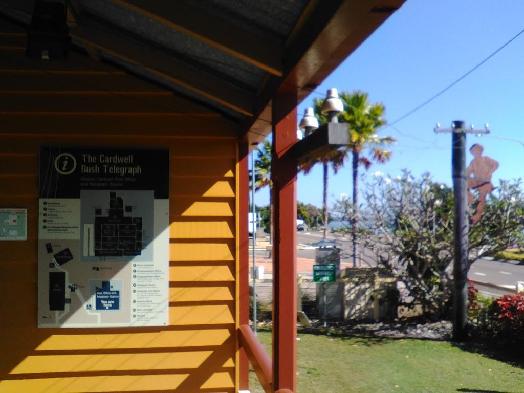Cardwell Bush Telegraph   museum   53 Victoria St, Cardwell QLD 4849, Australia   0740662412 OR +61 7 4066 2412