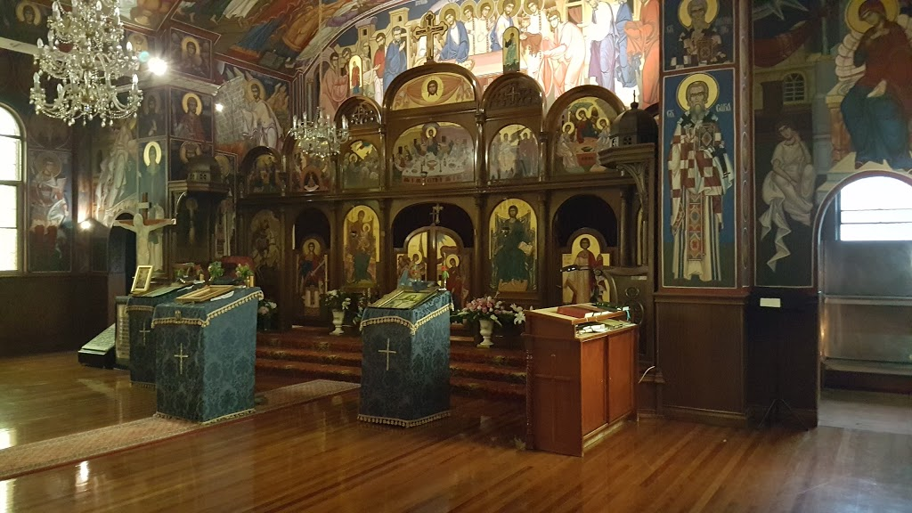 St George Serbian Orthodox Church | 348 Cabramatta Rd W