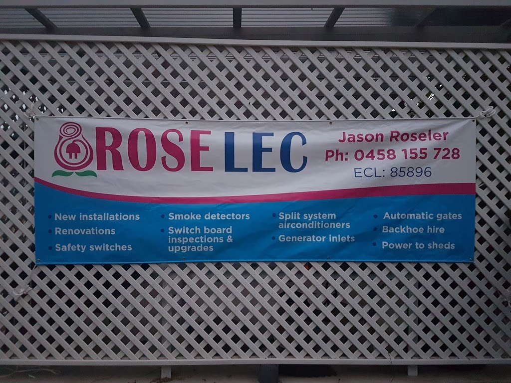 Roselec Pty Ltd | electrician | 274 Bluewater Dr, Bluewater QLD 4818, Australia | 0458155728 OR +61 458 155 728