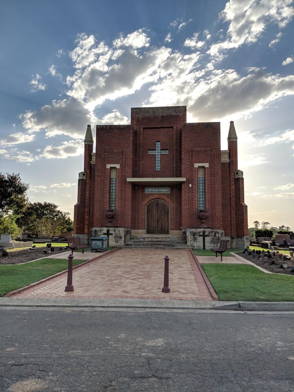 All Souls Chapel | church | Hawthorne Ave, Rookwood NSW 2141, Australia