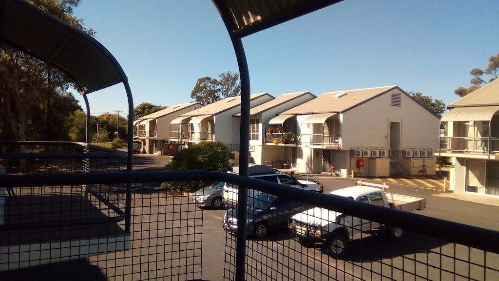 Curragh SPQ Village - Admin Office | lodging | 9 Hibiscus Cres, Blackwater QLD 4717, Australia | 0749826903 OR +61 7 4982 6903