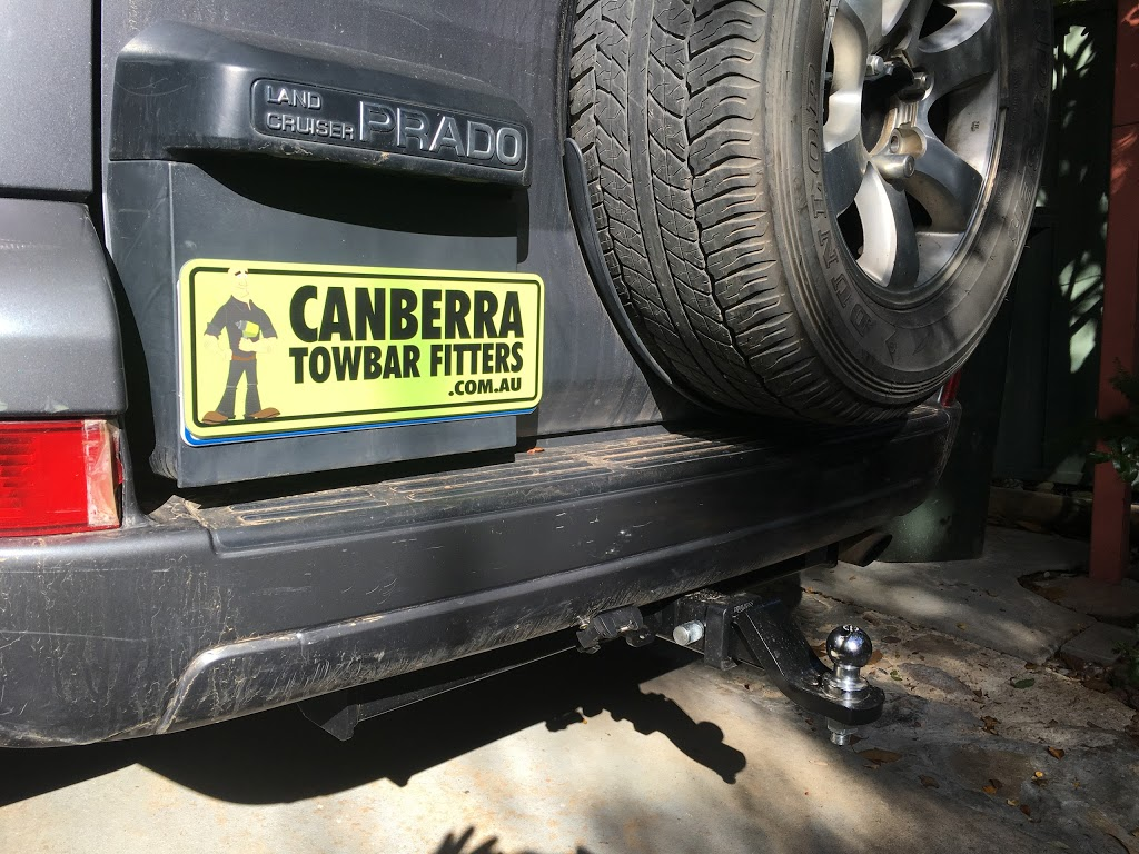 Canberra Towbar Fitters | car repair | 2/36 Hoskins St, Mitchell ACT 2911, Australia | 0418674325 OR +61 418 674 325