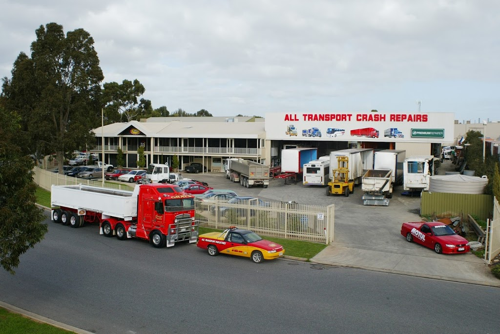 All Transport Crash Repairs | car repair | 23 Indama St, Regency Park SA 5010, Australia | 0882686666 OR +61 8 8268 6666