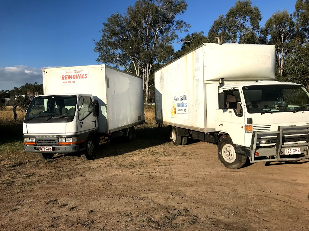 Peter Rabbit Removals | moving company | 11 Reedy Cres, Redbank Plains QLD 4301, Australia | 0408202195 OR +61 408 202 195
