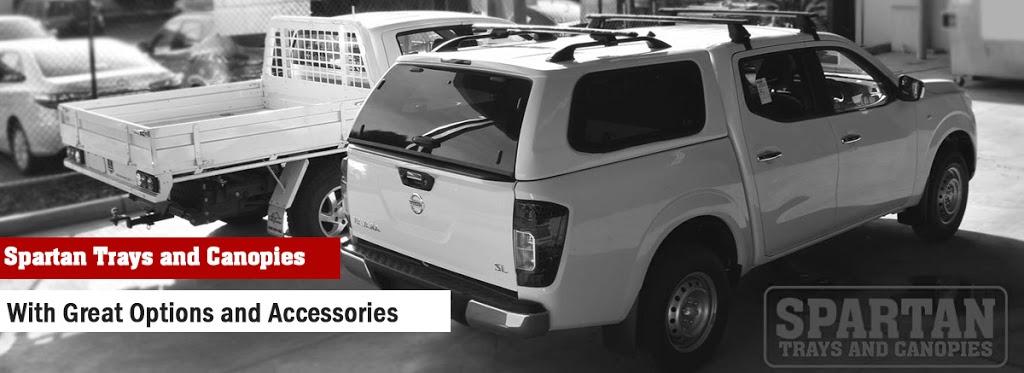 Spartan Trays & Canopies, Dandenong   car repair   27/29 Micro Circuit, Dandenong South VIC 3175, Australia   0424135336 OR +61 424 135 336