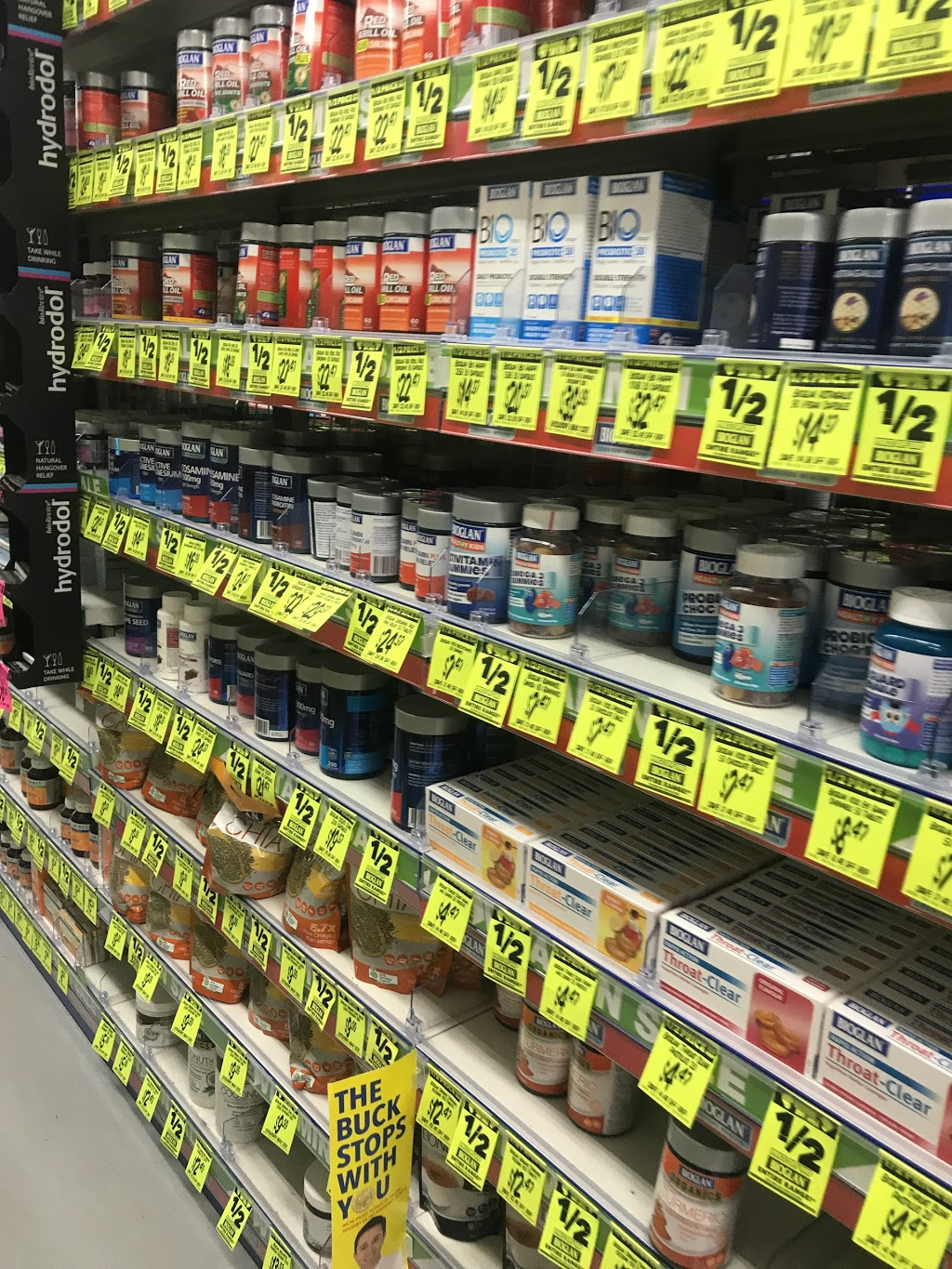 Chemist Warehouse Watergardens Town Centre   pharmacy   399 Melton Hwy Shop A005 Watergardens S/C, Taylors Lakes VIC 3038, Australia   0383616322 OR +61 3 8361 6322