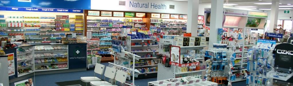Miller's Pharmacy | pharmacy | 114 Comur St, Yass NSW 2582, Australia | 0262261264 OR +61 2 6226 1264