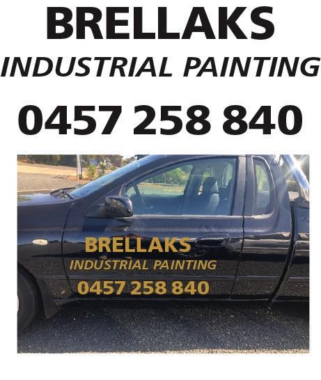 Brellaks Industrial Painting | painter | 35 Kurrara St, Werris Creek NSW 2341, Australia | 0457258840 OR +61 457 258 840