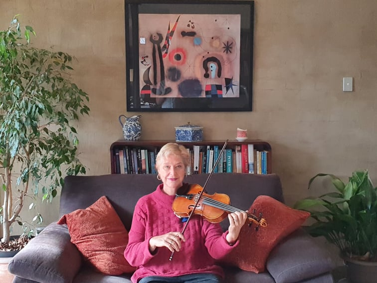 Violin Music School Macedon Ranges | point of interest | 3 Glenns Ct, Woodend VIC 3442, Australia | 0425726892 OR +61 425 726 892