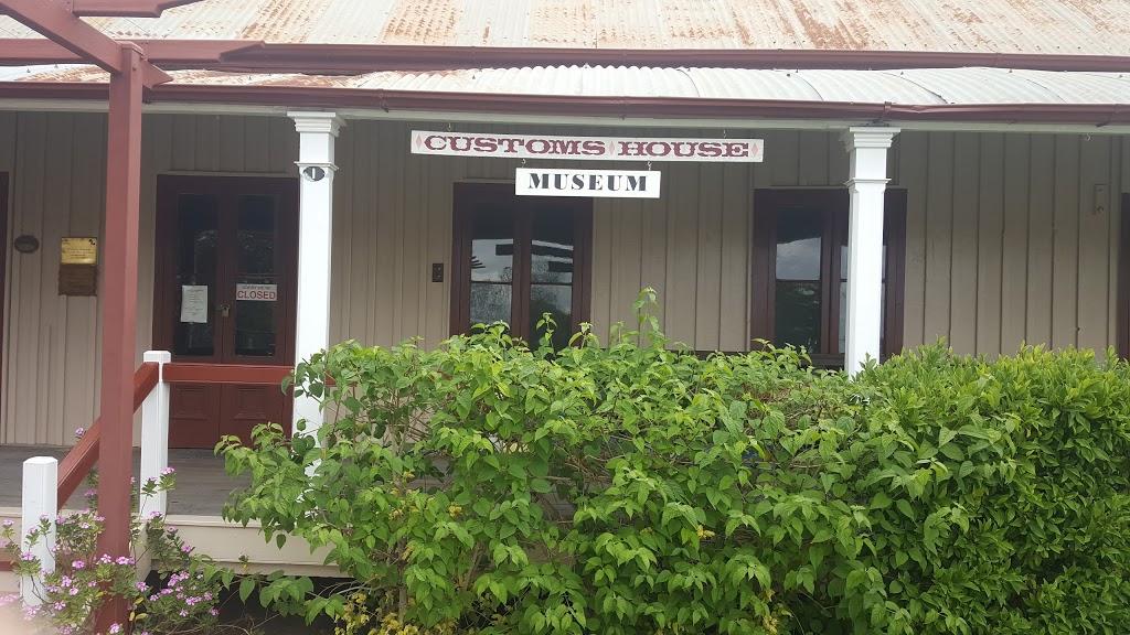 Customs House Museum | museum | 1 McLean St, Goondiwindi QLD 4390, Australia | 0746713041 OR +61 7 4671 3041