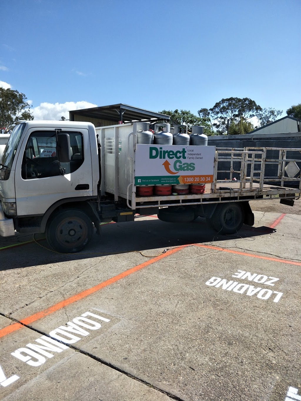 Direct Gas LPG Supply | store | 125 Connaught St, Sandgate QLD 4017, Australia | 1300203034 OR +61 1300 203 034