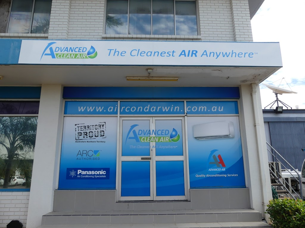 Advanced Clean Air - Aircon Cleaning Darwin and Palmerston | home goods store | 13 A Mataram St, Ground Floor, Winnellie NT 0820, Australia | 0889471698 OR +61 8 8947 1698