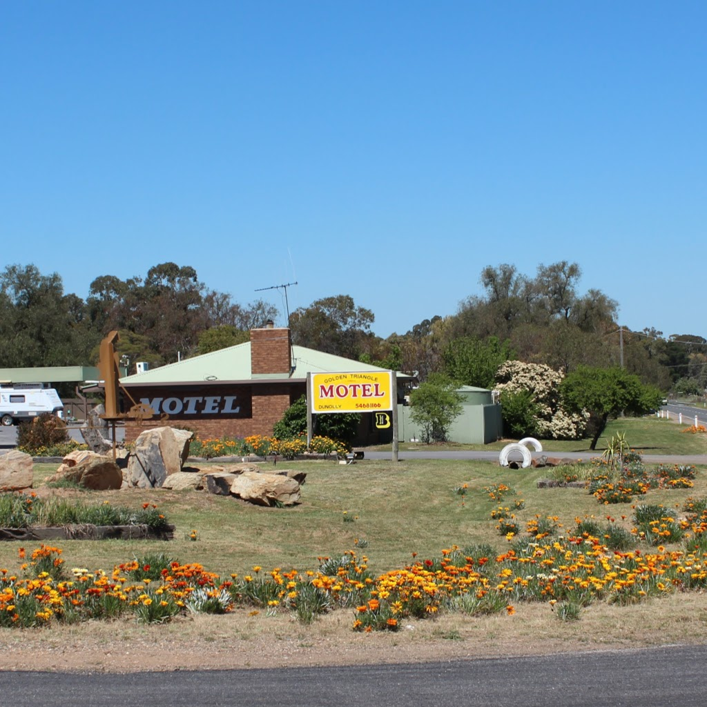Dunolly Golden Triangle Motel   lodging   1846 Maryborough-Dunolly Rd, Dunolly VIC 3472, Australia   0354681166 OR +61 3 5468 1166