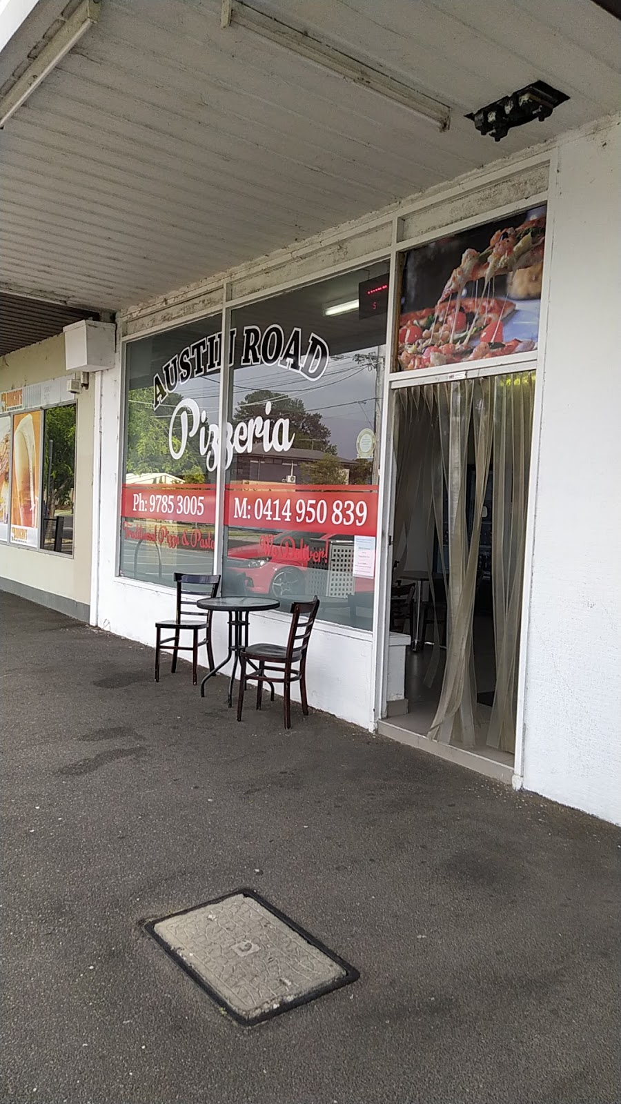 Austin Road Pizzeria | meal delivery | 146 Austin Rd, Seaford VIC 3198, Australia | 0397853005 OR +61 3 9785 3005