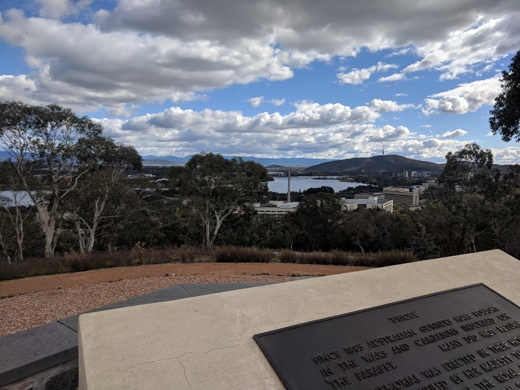 Mount Pleasant Lookout | museum | General Bridges Dr, Campbell ACT 2612, Australia