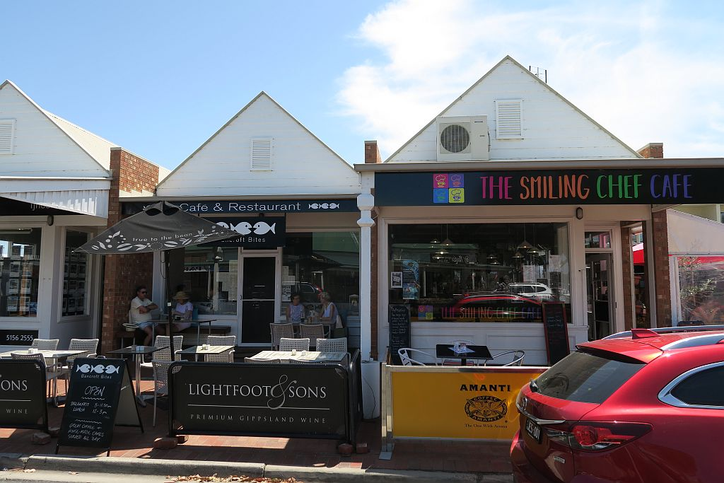 The Smiling Chef Cafe | cafe | 3/57 Metung Rd, Metung VIC 3904, Australia