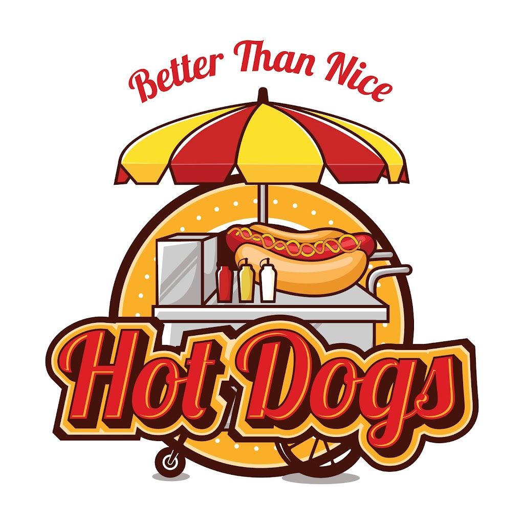 Hot dogs better than nice | restaurant | 199 Hunters Ln, Kalimna VIC 3909, Australia | 0428357190 OR +61 428 357 190