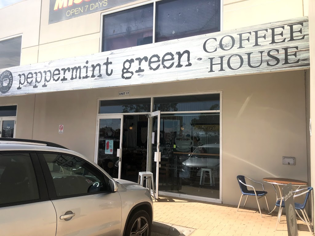 Peppermint Green | cafe | 7 Delage St, Joondalup WA 6027, Australia | 0893014596 OR +61 8 9301 4596