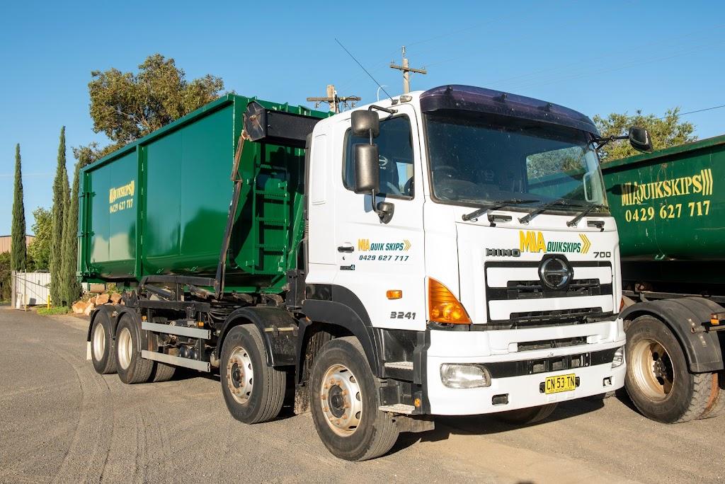 MIA Quikskips & MIA Quik Waste   point of interest   20 Jensen Rd, Griffith NSW 2680, Australia   0429627717 OR +61 429 627 717