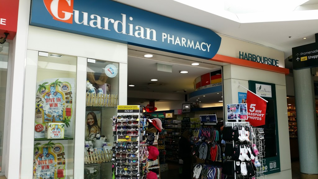 Harbourside Day & Night Pharmacy | health | Darling Harbour Harbourside Shopping Centre 431, 2/10 Darling Dr, Sydney NSW 2000, Australia | 0292814077 OR +61 2 9281 4077