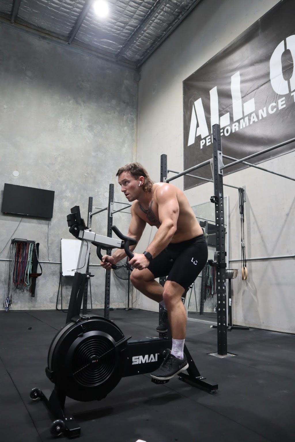 All Out Performance Training   gym   Unit 25/6 Bellambi Ln, Bellambi NSW 2518, Australia   0428820409 OR +61 428 820 409