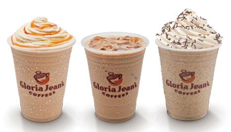 Gloria Jeans Coffees (Bundaberg) | cafe | Hinkler Central, 9 Maryborough St, Bundaberg Central QLD 4670, Australia | 1800689550 OR +61 1800 689 550