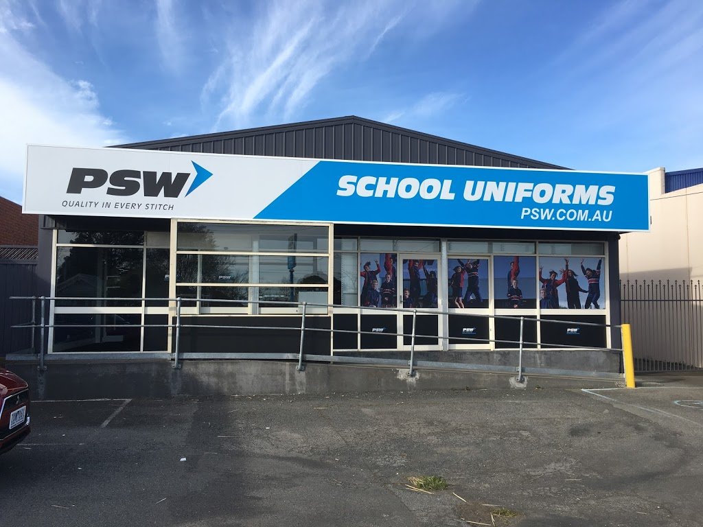 PSW Ballarat   clothing store   1013 Howitt Street, Wendouree VIC 3355, Australia   0397680305 OR +61 3 9768 0305