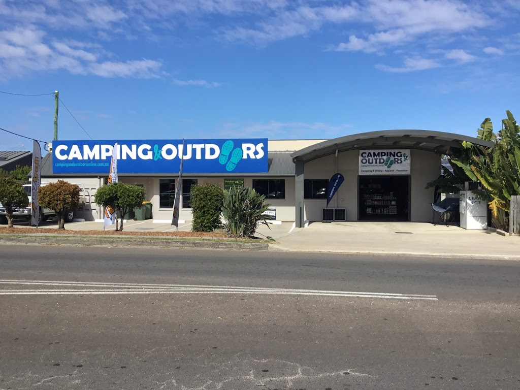 Camping & Outdoors | store | 39 Hyne St, Gympie QLD 4570, Australia | 0754823388 OR +61 7 5482 3388