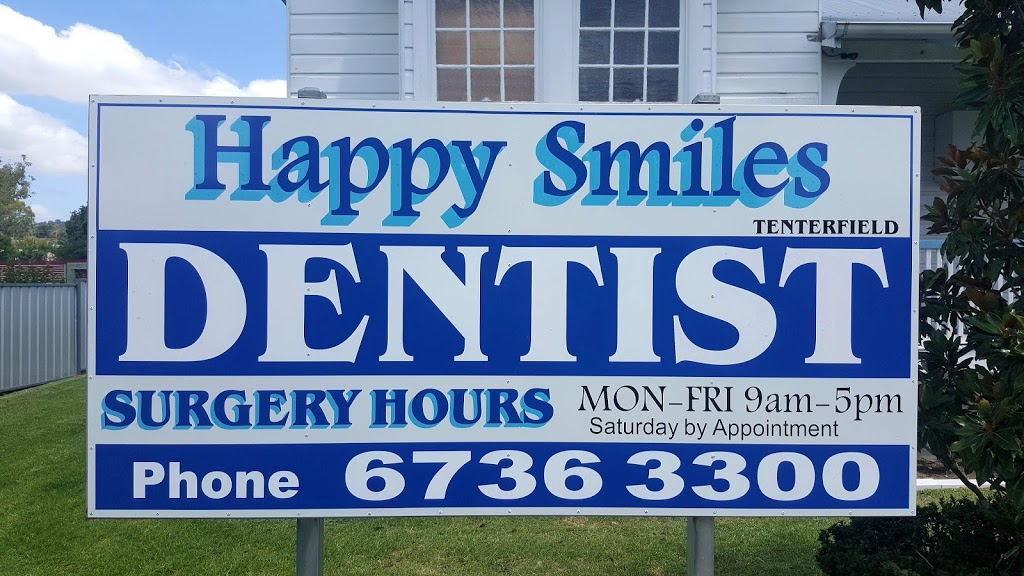 Happy Smiles | dentist | 119 Douglas St, Tenterfield NSW 2372, Australia | 0267363300 OR +61 2 6736 3300