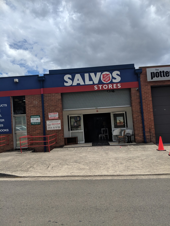 Salvos Stores North Parramatta | store | 29 Castle St, North Parramatta NSW 2151, Australia | 0296835599 OR +61 2 9683 5599