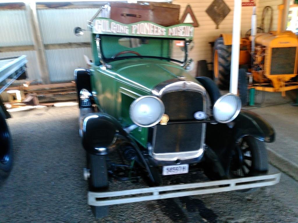 Gulgong Pioneer Museum   museum   73 Herbert St, Gulgong NSW 2852, Australia   0263741513 OR +61 2 6374 1513