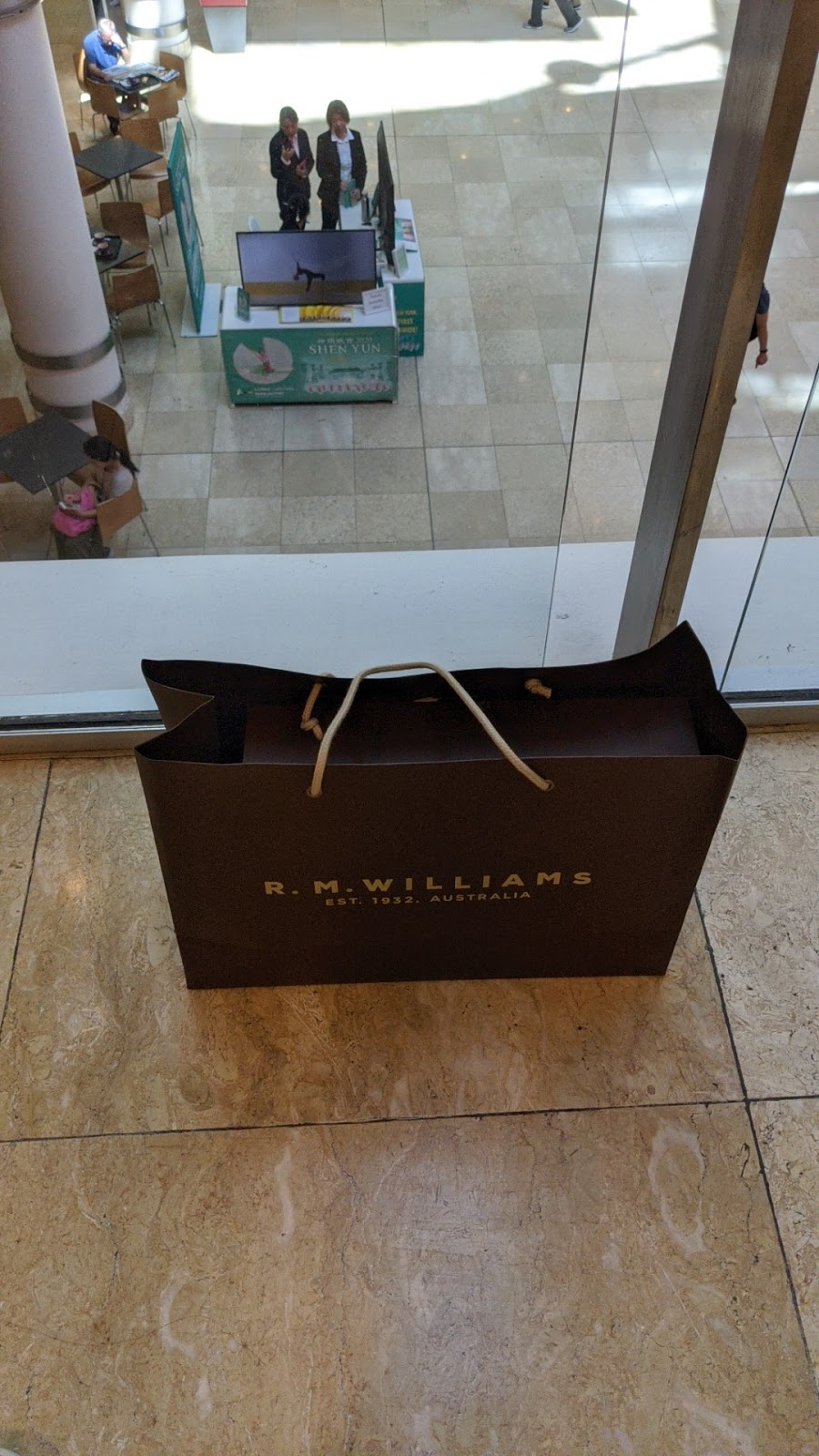R.M.Williams Chatswood | clothing store | G, 052/345 Victoria Ave, Chatswood NSW 2067, Australia | 0294114388 OR +61 2 9411 4388