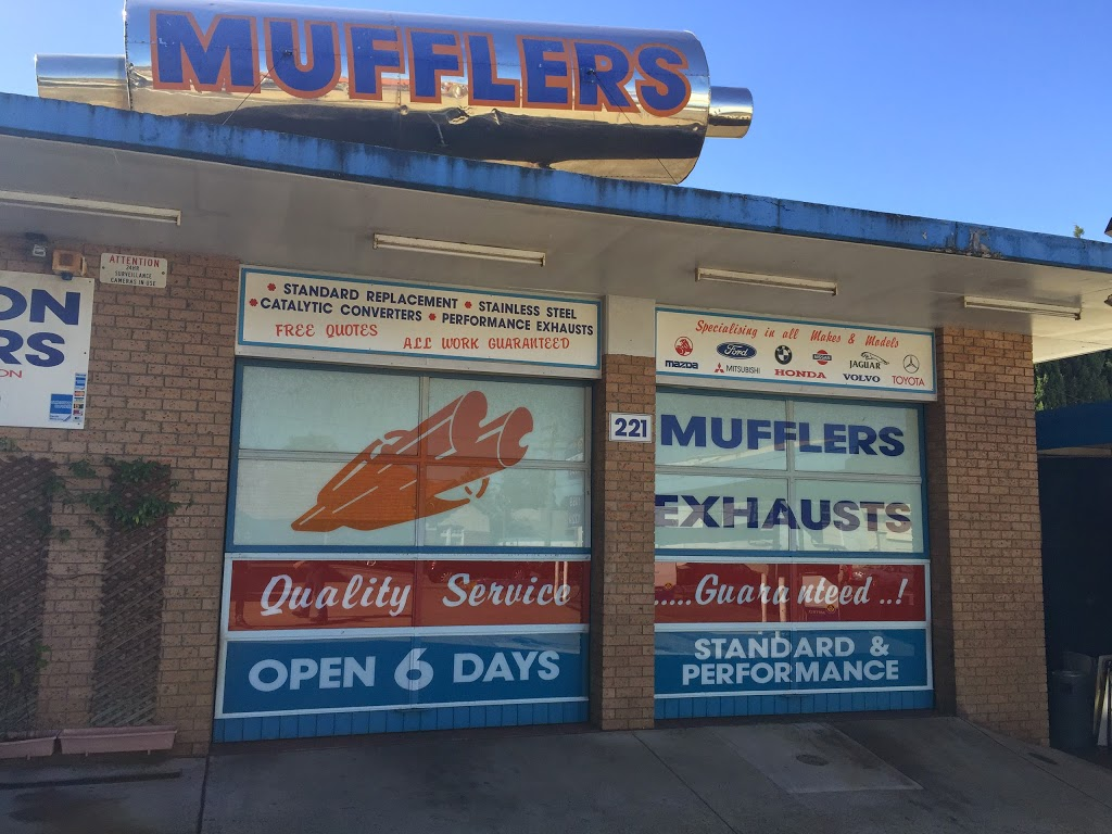 Precision Mufflers | car repair | 221-229 Elizabeth St, Croydon NSW 2132, Australia | 0297164800 OR +61 2 9716 4800