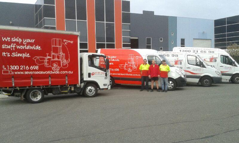 Seven Seas Worldwide | moving company | 38 Venture Dr, Sunshine West VIC 3020, Australia | 1300216698 OR +61 1300 216 698