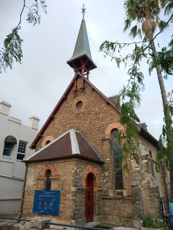 Church by the Bridge   church   5/7-9 Broughton St, Kirribilli NSW 2061, Australia   0289209817 OR +61 2 8920 9817