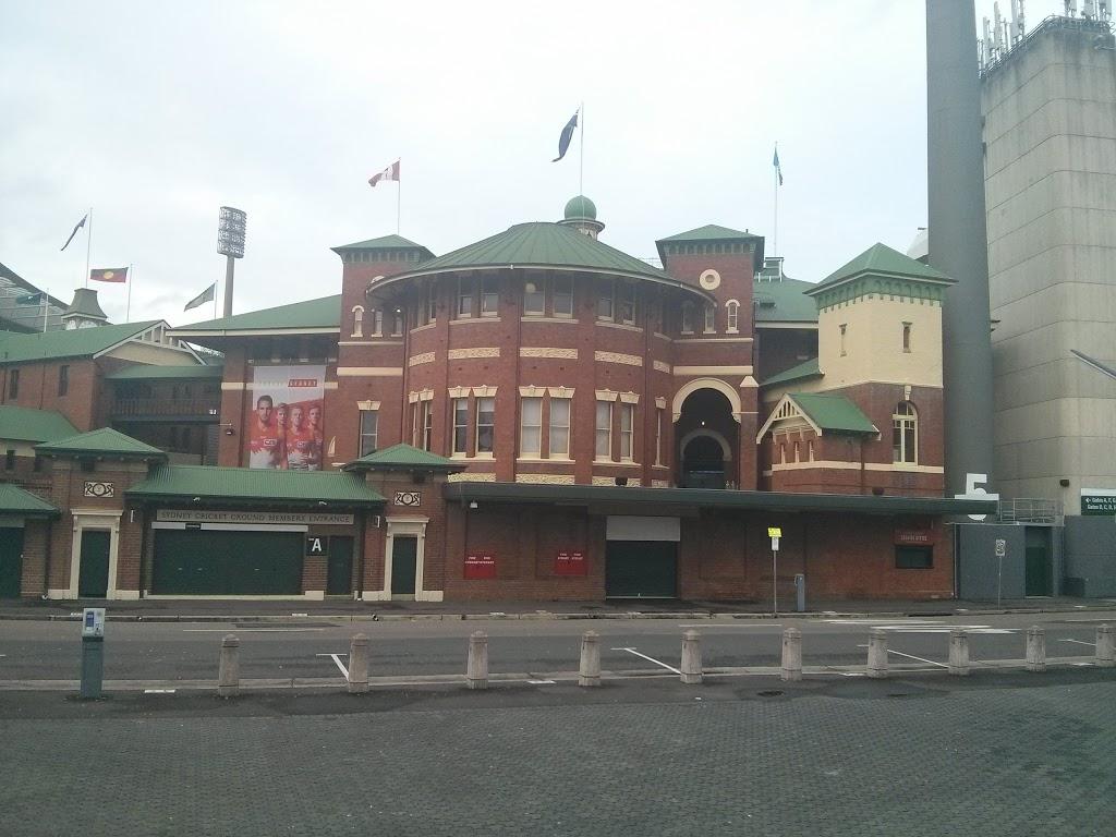 SCG Museum | museum | Sydney Cricket Ground, Driver Ave, Moore Park NSW 2021, Australia | 93606601 OR +61 93606601