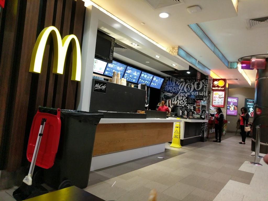 Mcdonalds Crown Perth