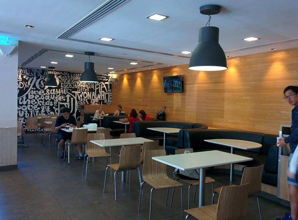 McDonalds Kingsford   meal takeaway   10 Barker St, Kingsford NSW 2032, Australia   0296621492 OR +61 2 9662 1492