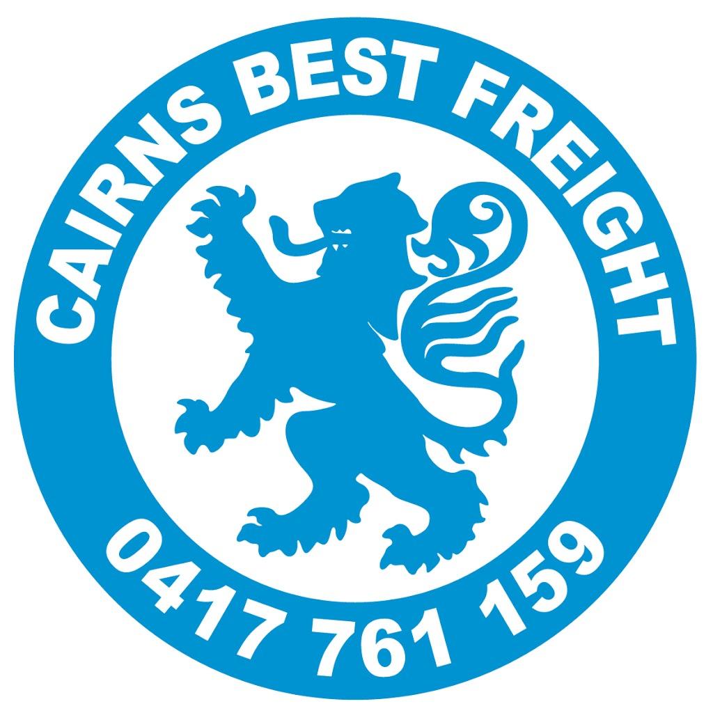 Cairns Best Freight Pty Ltd | storage | 2/224-226 Scott St, Bungalow QLD 4870, Australia | 0417761159 OR +61 417 761 159