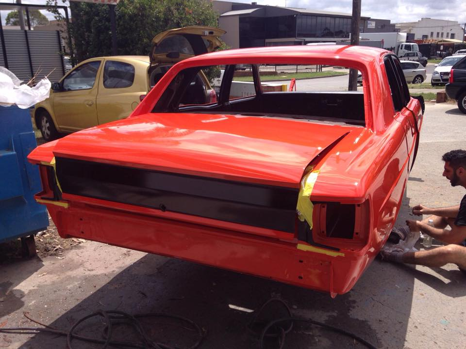 FRONTLINE SMASH REPAIRS | car repair | 5/12 Regent Cres, Moorebank NSW 2170, Australia | 0296018111 OR +61 2 9601 8111
