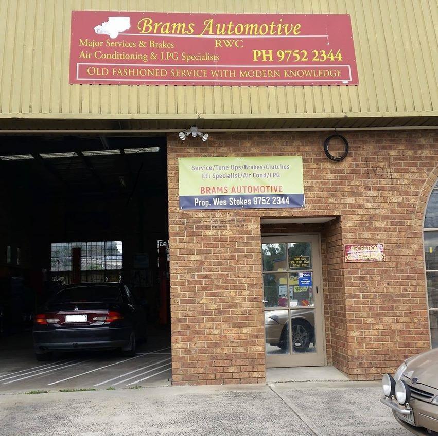 Brams Automotive | car repair | 2/87 Dorset Rd, Ferntree Gully VIC 3156, Australia | 0397522344 OR +61 3 9752 2344