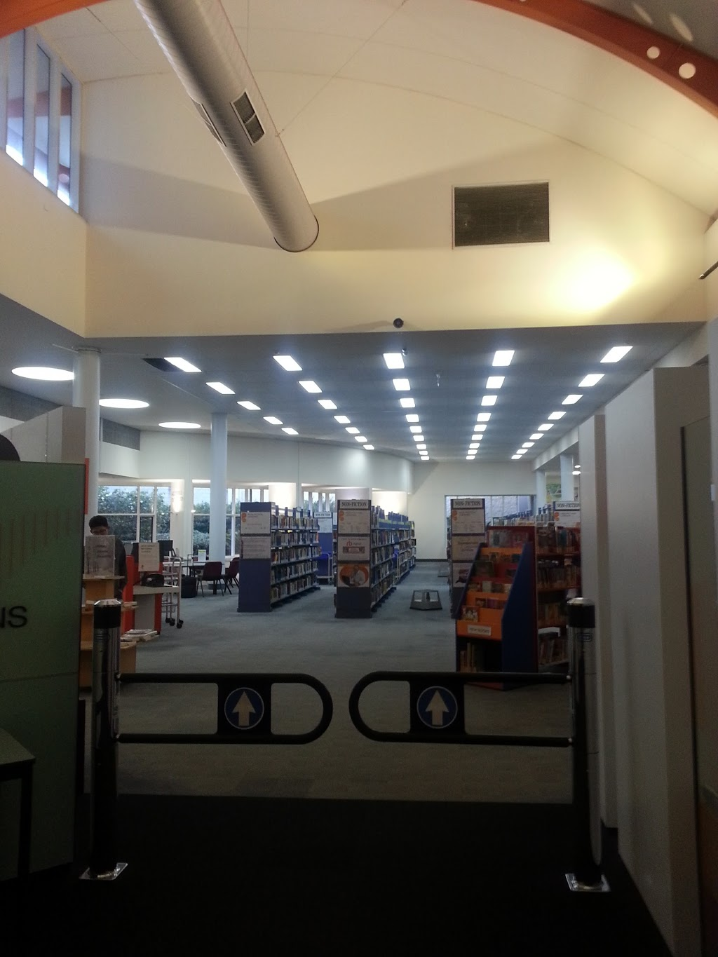 Penrith City Library | library | 601 High St, Penrith NSW 2750, Australia | 0247327891 OR +61 2 4732 7891